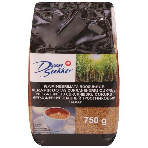 Фото - Сахар Dansukker тростниковый сахар-песок коричневый, 750 г сахар темный dansukker кусковой 500 г