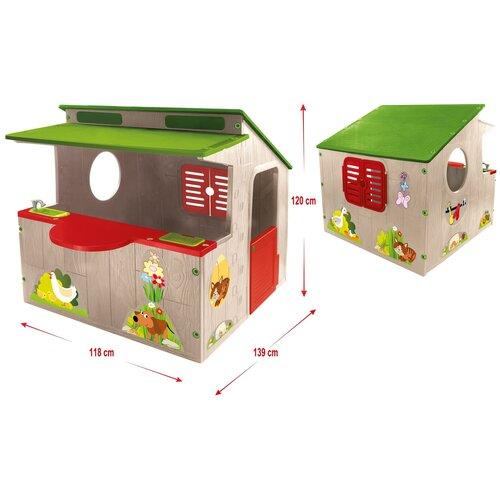 Купить Домик-ферма Mochtoys 11392, Игровые домики и палатки