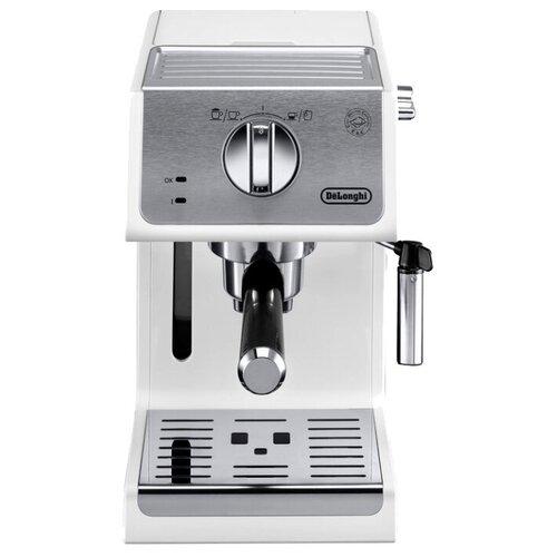 Кофеварка рожковая De'Longhi ECP 33.21, белый