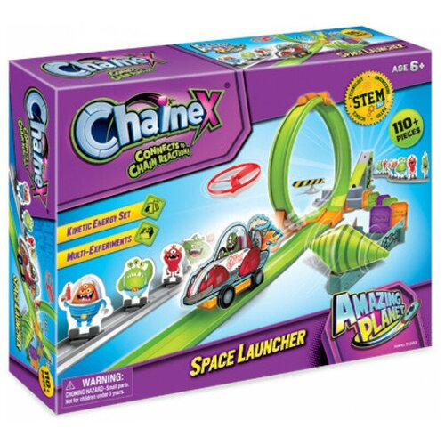 Набор Amazing Toys Chainex: Запуск в космос