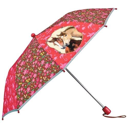 Зонт Spiegelburg красный/розовый