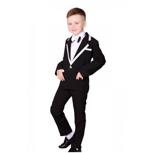 Фото - Комплект одежды Liola размер 98, черный/белый комплект одежды утенок размер 98 белый черный