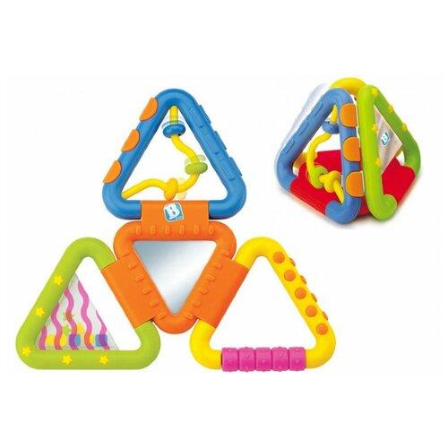 Фото - Развивающая игрушка B kids Веселые треугольнички развивающая игрушка ks kids вейн что носить 20 7 26см ka690