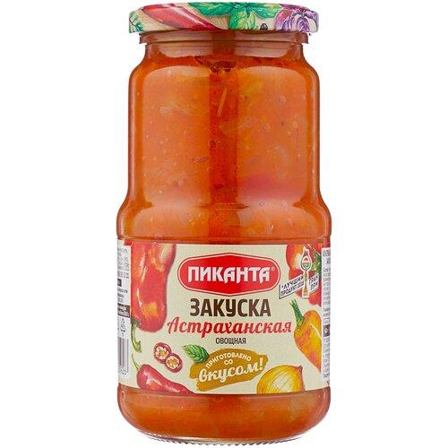 Закуска овощная Астраханская Пиканта, 530 г