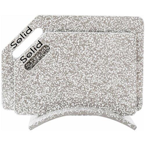 Разделочные доски Solid, набор Тоскана набор 4 гибкие разделочные доски stoneline