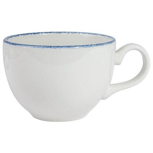 Чашка чайная «Блю дэппл», 0,45 л., 12 см., синий, фарфор, 17100150, Steelite