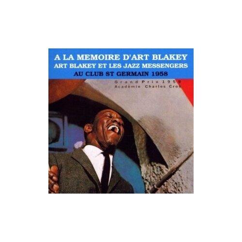 Фото - Компакт-диски, RCA , ART BLAKEY - Au Club St Germain 1958 (2CD) tribono necaxa club américa lobos buap jaibas tampico madero official ticketing partner