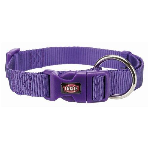 Ошейник Premium, XS–S: 22–35 см/10 мм, фиолетовый, Trixie (товары для животных, 201421)