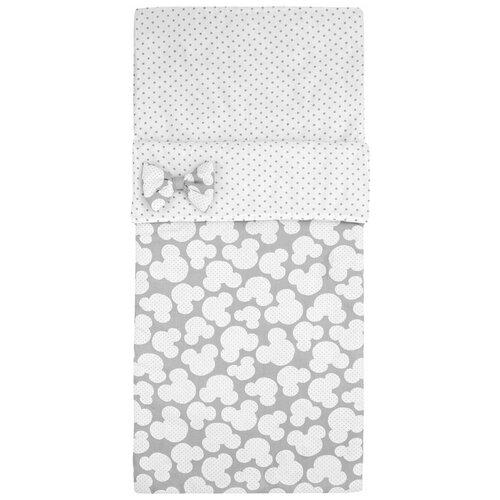 Купить Спальный мешок детский Amarobaby Magic Sleep Мышонок серый, Конверты и спальные мешки