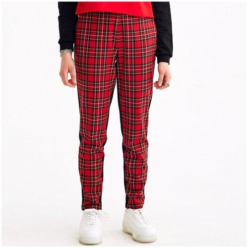 Фото - Брюки Nota Bene размер 134, черный/красный брюки nota bene размер 134 черный
