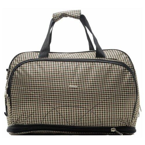 Дорожная сумка-саквояж, AST, гусиная лапка, полиэстер