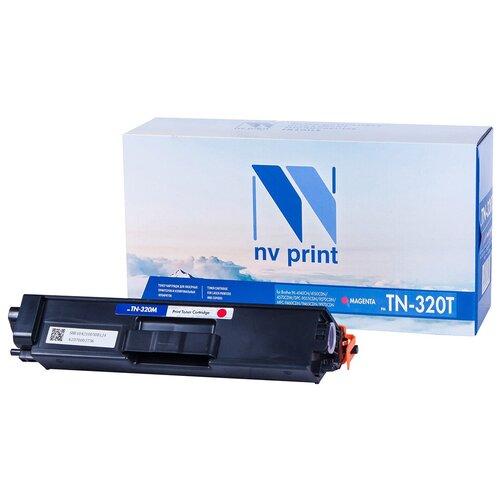 Фото - NV Print Картридж NVP совместимый NV-TN-320T Magenta для Brother HL-4150CDN (1500k) картридж nv print e250a11e для