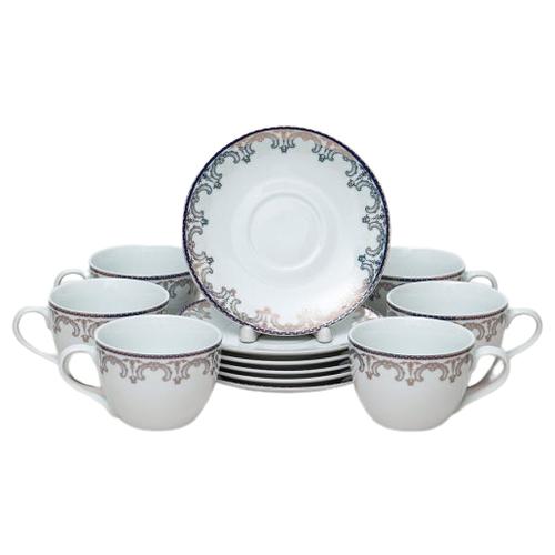 Balsford Набор чайный Грация «кевин» 12 предметов набор чайный 220мл грация 13 предметов 101 30007 balsford