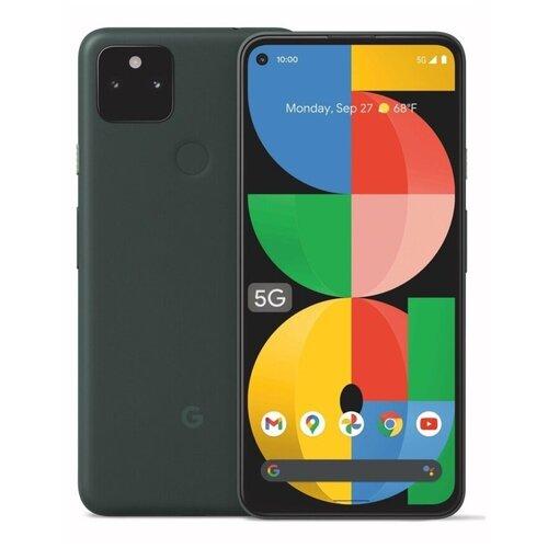 Смартфон Google Pixel 5a 5G 128GB 6/128 ГБ, черный