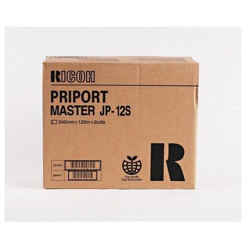 Фото - Мастер-пленка Ricoh Master Tape JP-12S (817534) 18 30mm 5m kawaii rainbow life washi tape diy decoration tape scrapbooking planner masking tape adhesive tape label stationery