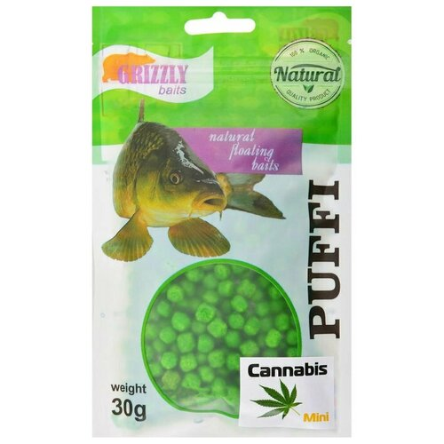 Прикормка для рыбалки Cannabis, 30 гр