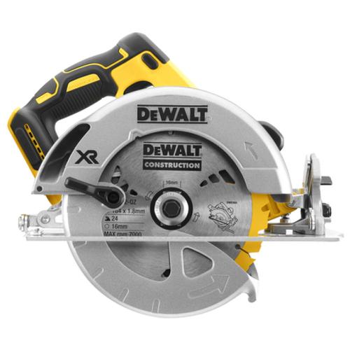 Пила дисковая аккумуляторная DEWALT DCS570N (без АКБ и ЗУ) дисковая аккумуляторная пила 18в dewalt dcs570n dcs570n xj