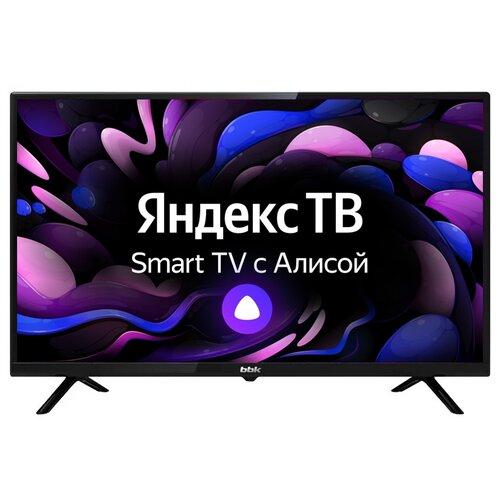 Фото - Телевизор BBK 32LEX-7250/TS2C 32 (2021) на платформе Яндекс.ТВ, черный bbk 32lex 7272 ts2c 32 черный