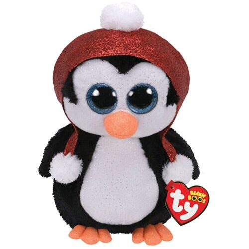 Мягкая игрушка TY Пингвин Гейл, 25 см