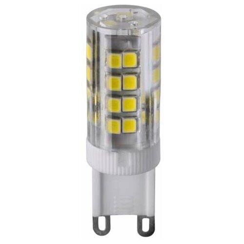 Лампа светодиодная 71 267 NLL-P-G9-5-230-4K 5Вт капсульная 4000К бел. G9 420лм 230В Navigator 71267 (упаковка 10 шт)