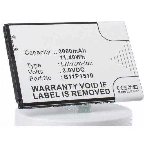 Аккумуляторная батарея iBatt 3000mAh для Asus G550KL