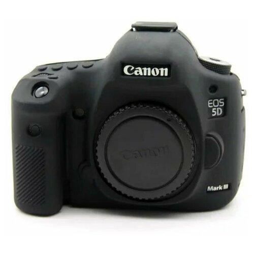 Фото - Защитный силиконовый чехол MyPads для фотоаппарата Canon EOS 650D / EOS 700D ультра-тонкая полимерная из мягкого качественного силикона черный аккумулятор fb lp e8 для canon eos 650d 600d 550d 700d