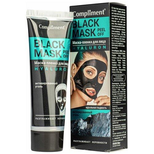 Фото - BLACK MASK Маска-пленка для лица HYALURON, 80мл compliment маска пленка no