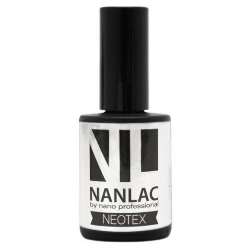 Nano Professional базовое покрытие NANLAC Neotex 15 мл юкка/золотистый