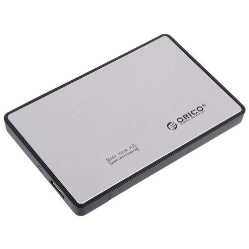 Корпус для HDD/SSD ORICO 2588US3 серебристый