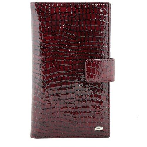 Бумажник путешественника Petek 1855 2394.091.03 Burgundy