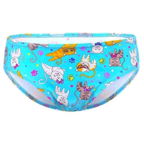 Купить Плавки для девочек, ALIERA, П 21.24, размер 104-110, Белье и купальники