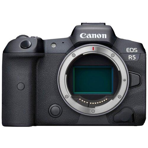 Фотоаппарат Canon EOS R5 Body черный