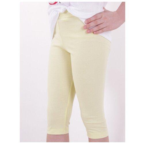 Бриджи Jewel Style размер 134, светло-желтый