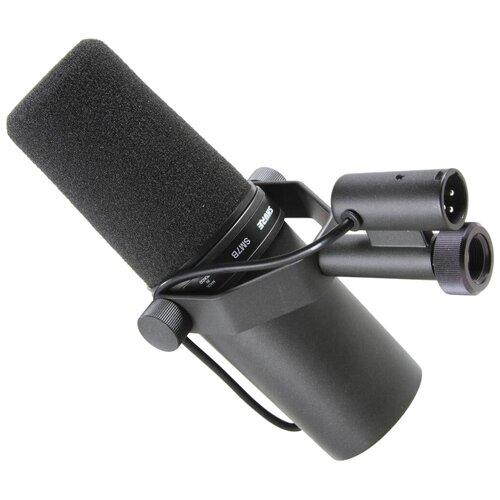 Микрофон Shure SM7B, черный