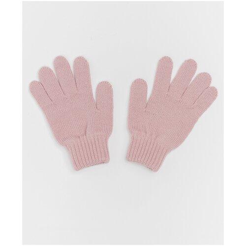 Перчатки Button Blue 220BBGJX7601 размер 18, розовый