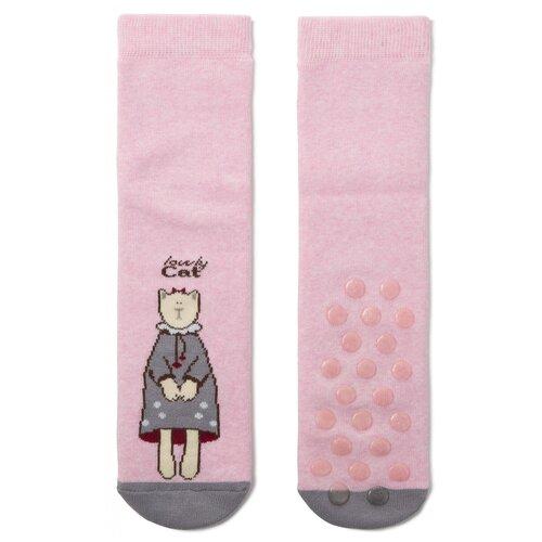 Носки Conte Elegant Happy 17С-44СП 292, размер 25, светло-розовый