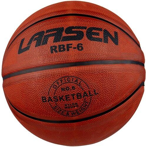 Баскетбольный мяч Larsen RBF6 , р. 6 оранжевый баскетбольный мяч larsen pu6 р 6