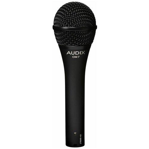 Микрофон Audix OM7, черный