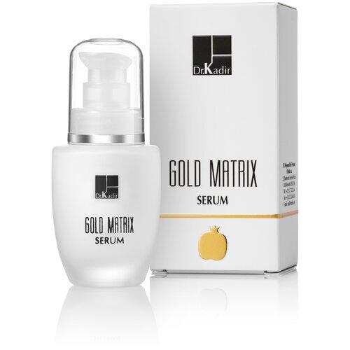 Купить Dr.Kadir Сыворотка антивозрастная Gold Matrix Anti Aging Serum, 30 мл, Dr. Kadir