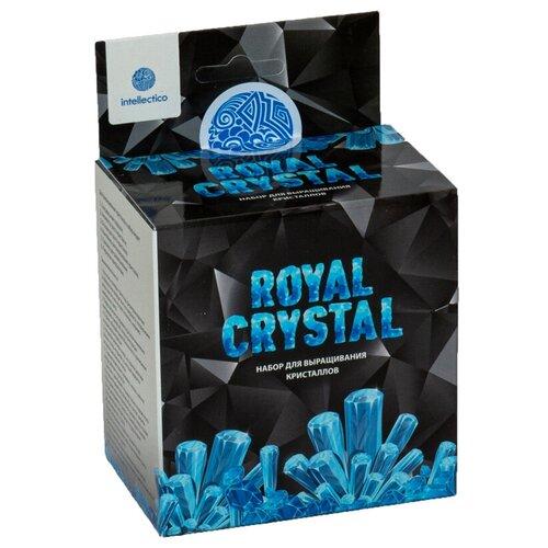 Купить Набор для исследований Intellectico Royal Crystal синий, Наборы для исследований