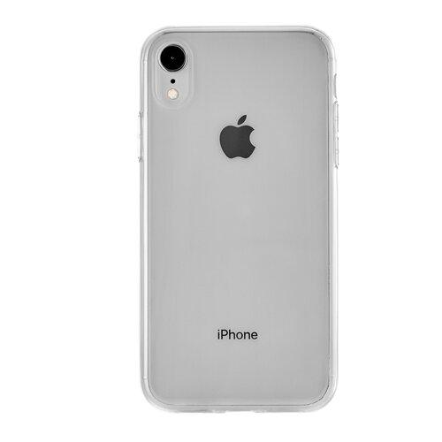 Фото - Чехол-накладка uBear Tone для Apple iPhone Xr transparent чехол накладка ubear soft tone для apple iphone 6 iphone 6s прозрачный