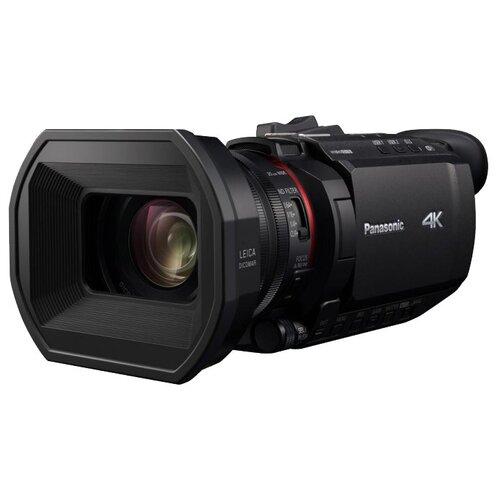 Фото - Видеокамера Panasonic HC-X1500 черный видеокамера panasonic hc mdh3e black