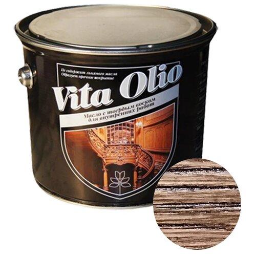 Масло-воск Живая краска VITA OLIO для внутренних работ с твердым воском, венге, 5 л недорого