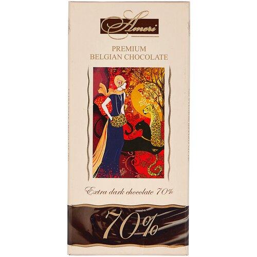 Фото - Шоколад Ameri горький 70% какао, 100 г шоколад klaus горький с какао из перу 100 г