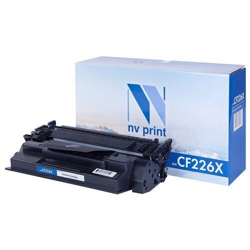 Фото - Картридж NV Print HP CF226X для LaserJet Pro M402d/M402dn/M4 картридж sakura cf226x