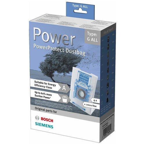 Bosch Набор пылесборники + фильтры VZ 41 FGALL 4 шт.