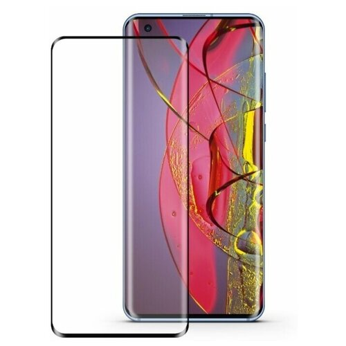 Фото - Защитное стекло Mobius для Xiaomi Mi 10/Mi 10 Pro 3D Curved Edge (Black) xiaomi mi curved gaming m 34 bhr4269gl