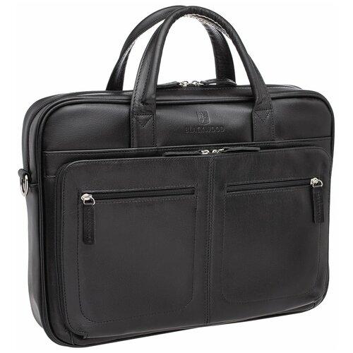 Деловая сумка Abercorn Black