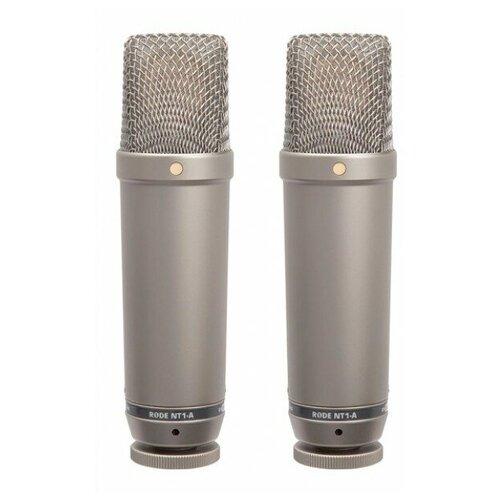 Микрофон RODE NT1A-MP серый