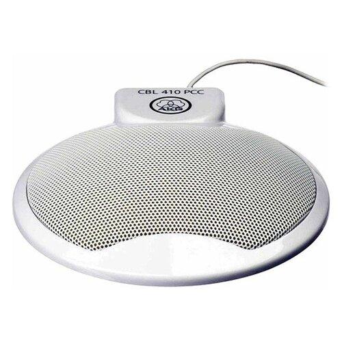 Микрофон AKG CBL 410 PCC, белый